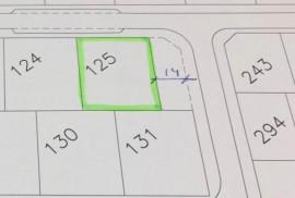 للبيع بالرميثية أرضين مفروزين شارع واحد وزاوية