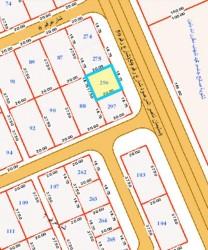 للبيع أرض بمشرف 375 م شارع واحد